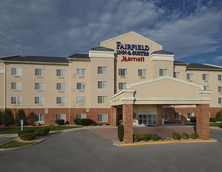 Fairfield Inn & Suites by Marriott Roanoke Hollins/I-81