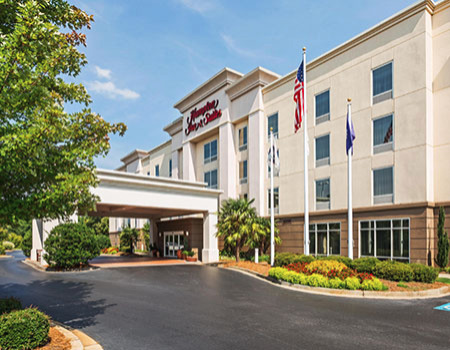 Hampton Inn & Suites Clinton I-26