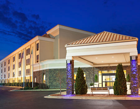 Holiday Inn Express Greensboro (I-40 @ Wendover)