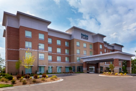 Fairfield Inn & Suites by Marriott Charlotte Pineville
